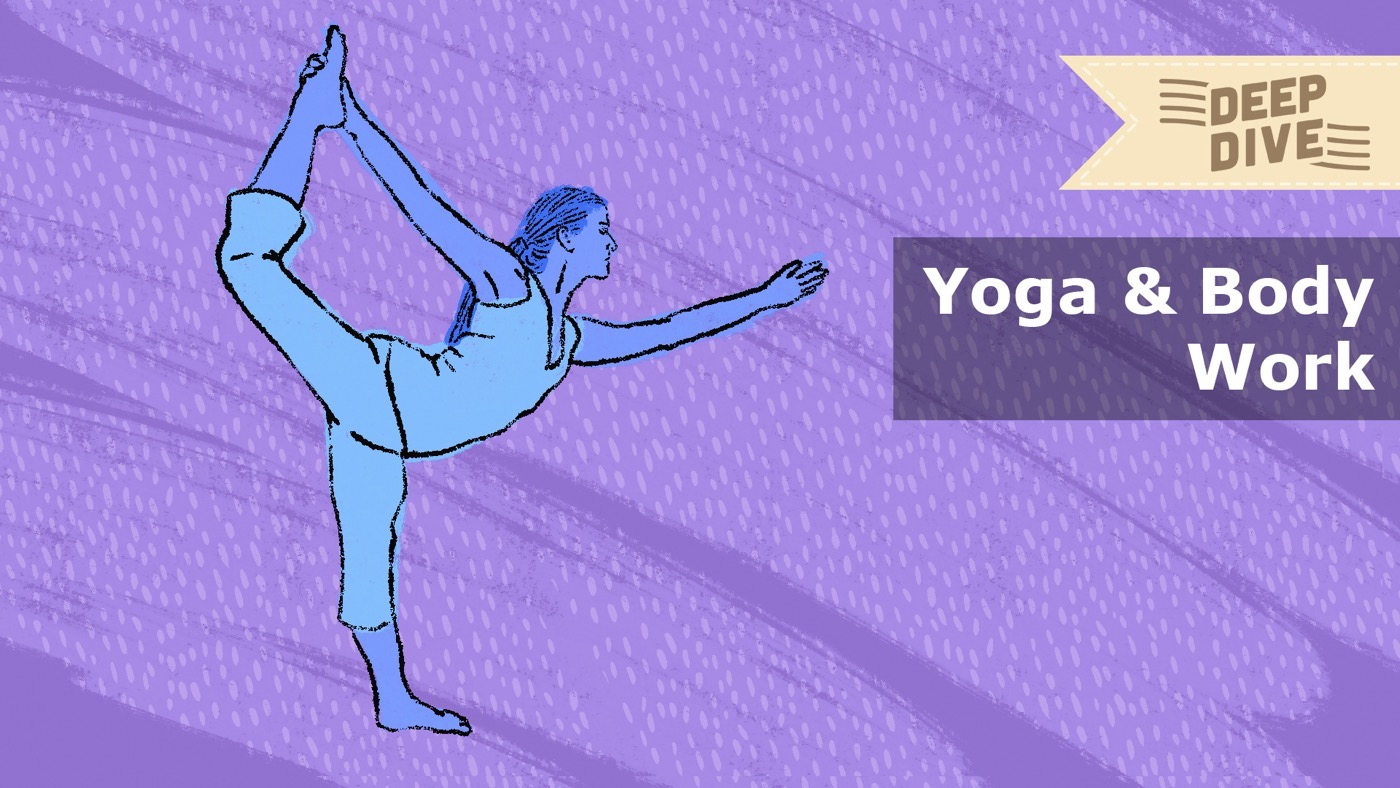 Deep Dive: Yoga & Bodywork (A conversation with Bessel van der Kolk & Licia Sky)