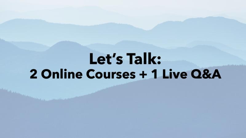 Australia: Let's Talk - Full Course + 1 Q&A